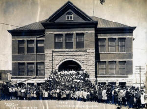 1908 Goldfield High School