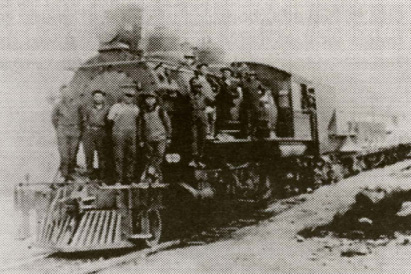 Goldfield Historical Society - The Tonopah & Goldfield Railroad